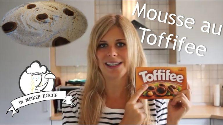 Thermomix® Mousse au Toffifee Dessert