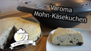 Mohn-Käsekuchen aus dem Varoma