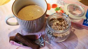 Yogurette-Cappuchino-Pulver