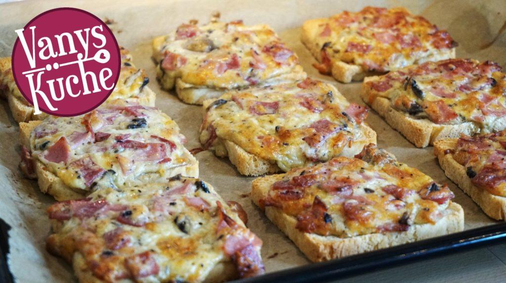 Pizzatoasts