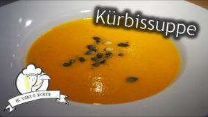 exotische Kürbissuppe