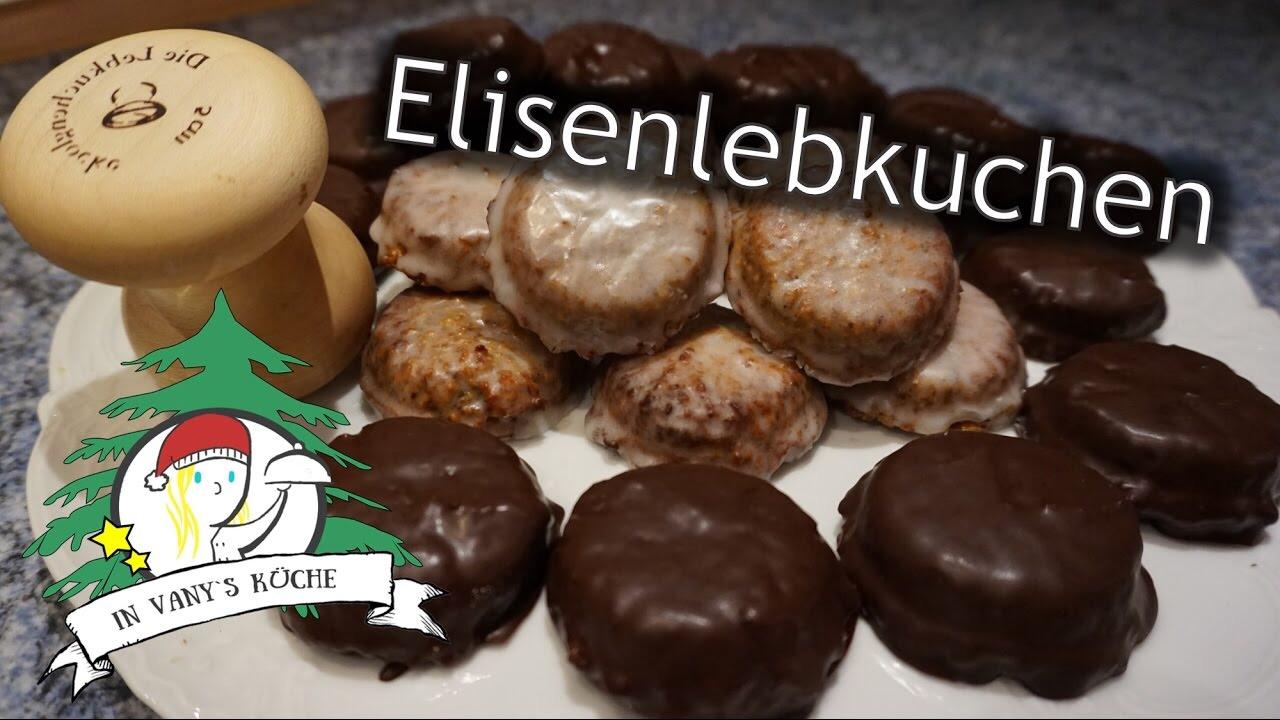 Mini Elisenlebkuchen