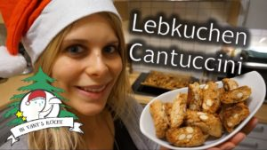 Lebkuchencantuccini
