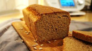 Dinkelvollkorn-Roggen-Brot