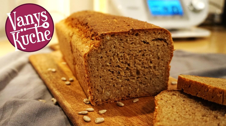 Thermomix® Dinkelvollkorn-Roggen-Brot