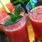Thermomix® Wassermelonen-Slush