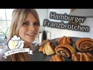 Hamburger Franzbrötchen