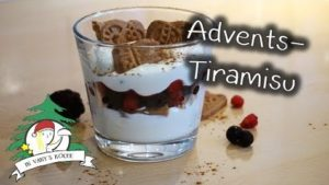 Advents-Tiramisu mit Spekulatius