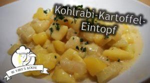 Kohlrabi-Kartoffel-Eintopf