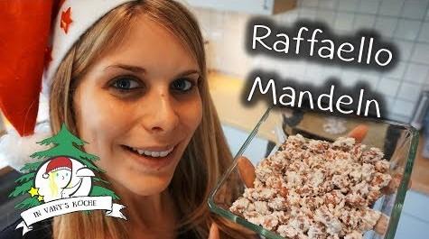 Thermomix® Raffaello Mandeln