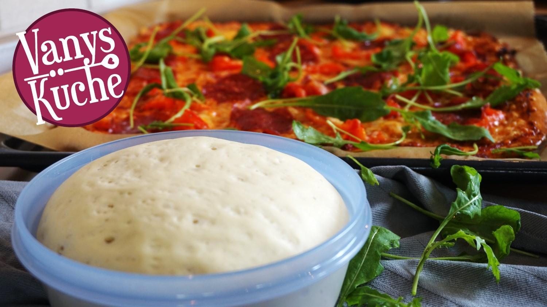 Thermomix® Pizzateig