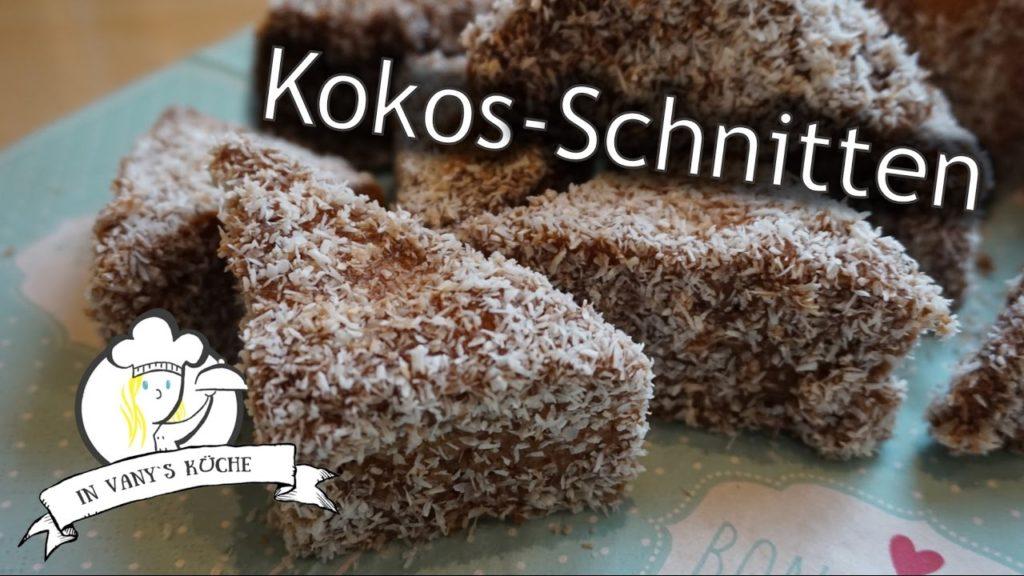 Thermomix® Kokos-Schnitten