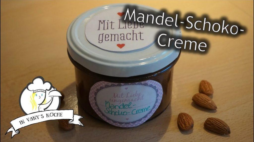 Thermomix® Mandel-Schoko-Creme