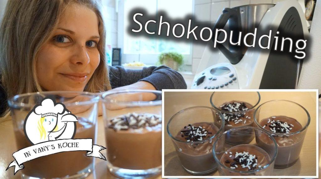 Thermomix® Schokopudding