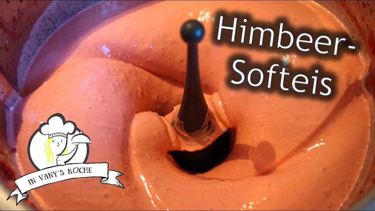 Thermomix® Himbeer Softeis