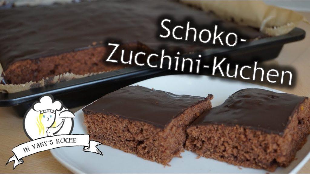 Thermomix® Schoko-Zucchini-Kuchen