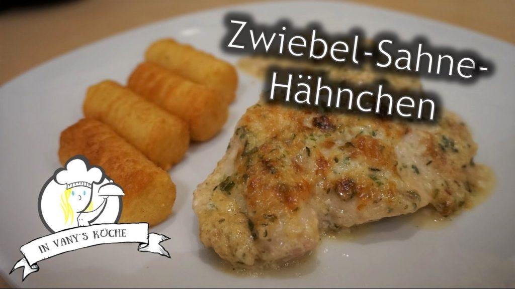 Thermomix® Zwiebel-Sahne-Hähnchen