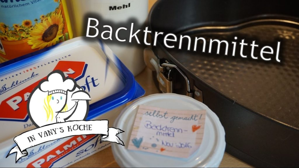 Thermomix® Backtrennmittel