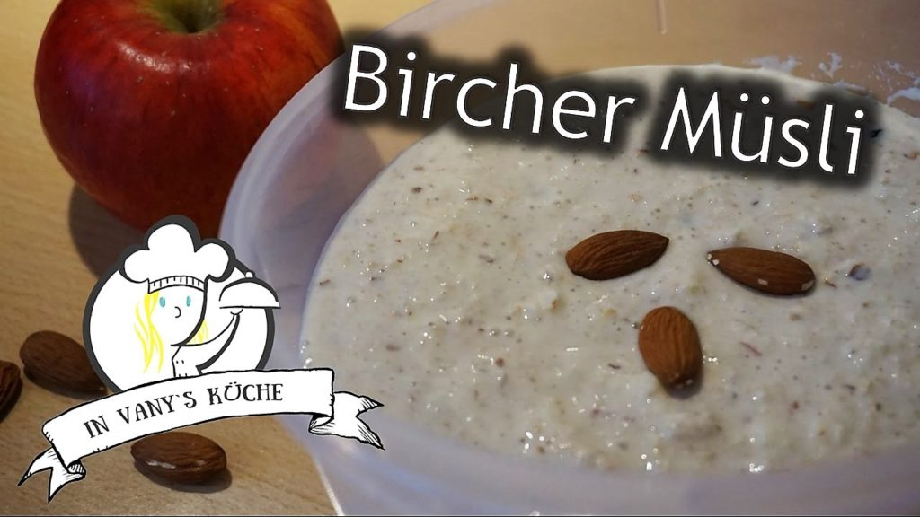 Thermomix® Bircher-Müsli