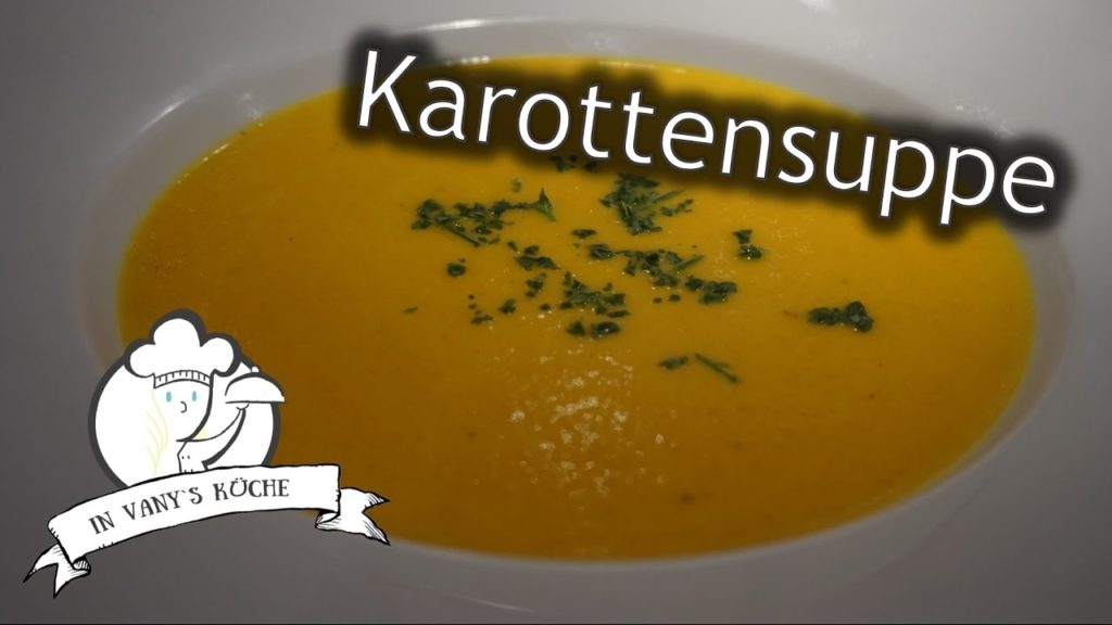 Thermomix® Karottensuppe