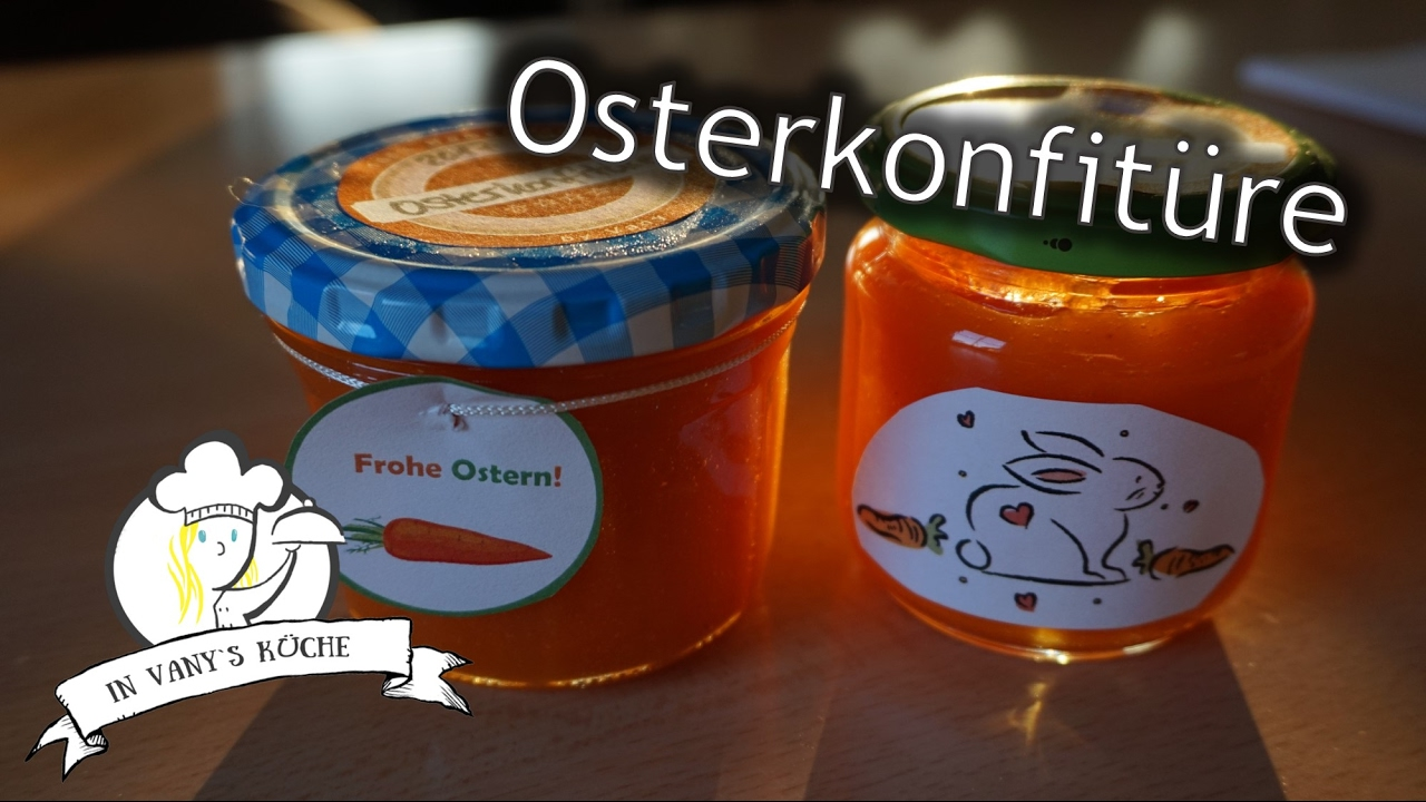 Thermomix® Osterkonfitüre
