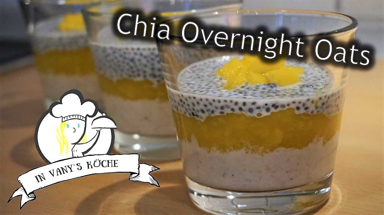 Thermomix® Chia-Overnight-Oats