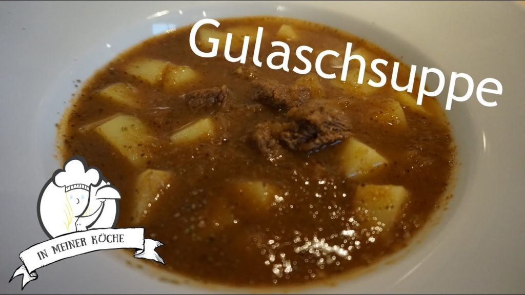 Thermomix® Gulaschsuppe