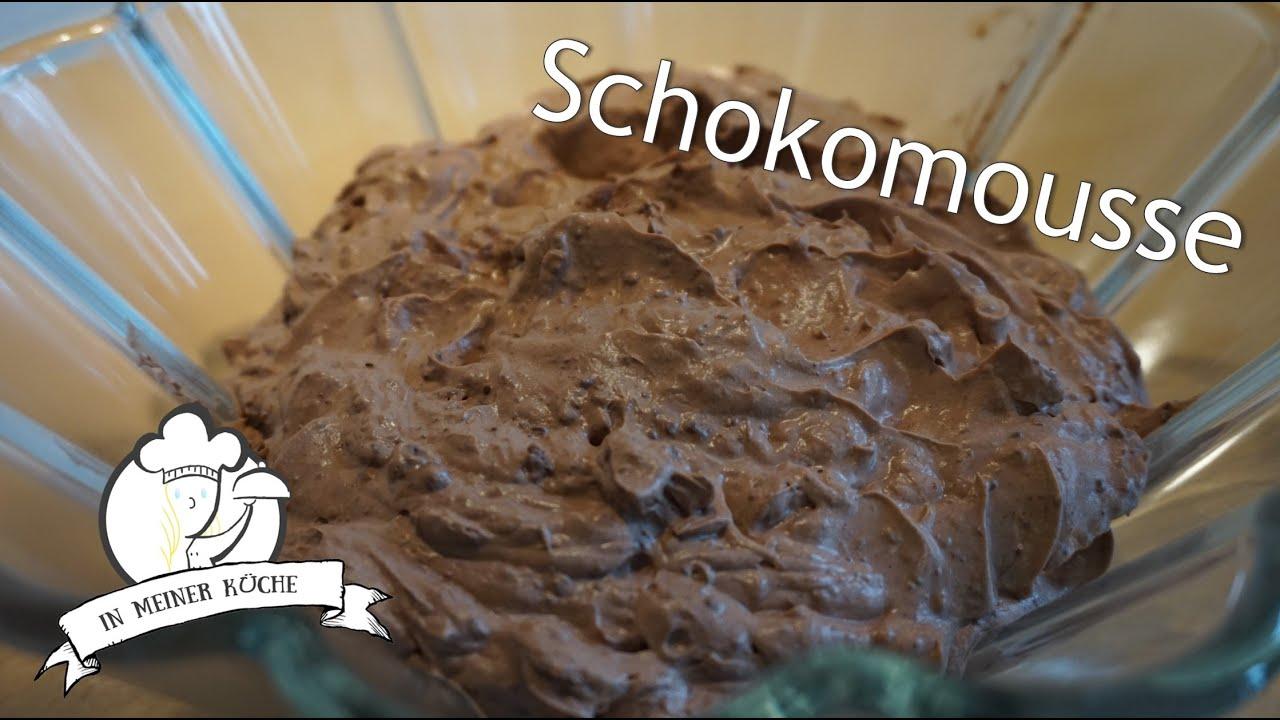 Thermomix® Schokomousse ruck-zuck