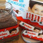 Kinderschokoladen Kakao Pulver