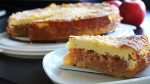 Read more about the article Apfel-Schmand-Kuchen