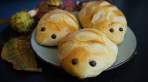 Read more about the article Igel-Brötchen